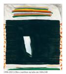 Olio e acrilico su tela, anno 1996