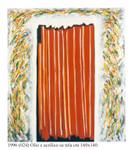 Olio su tela, anno 1996