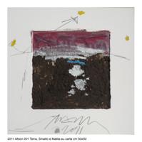 """Copertina dell'Album: """"Tracce di lumaca 2011"""""""
